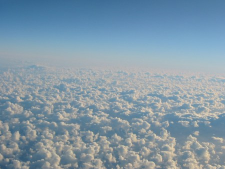 Over the Atlantic, Dec. 14, 2010
