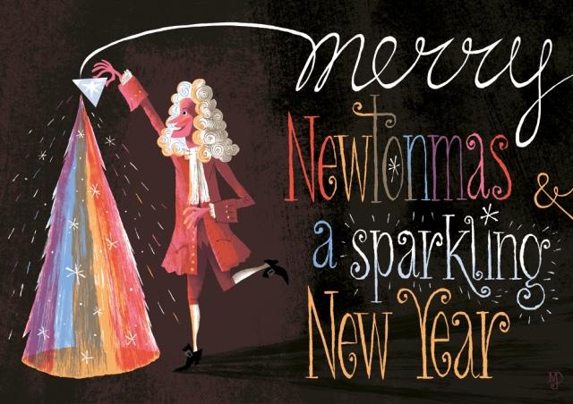 newtonmas2012dawson